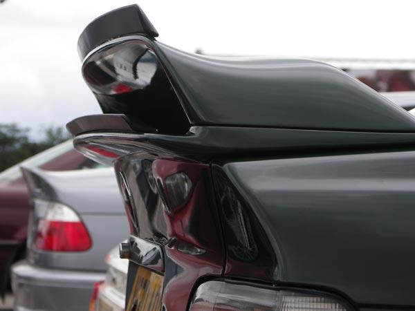 E36 M3 Gt Wicker Bill Gurney Flaps Hot Hot